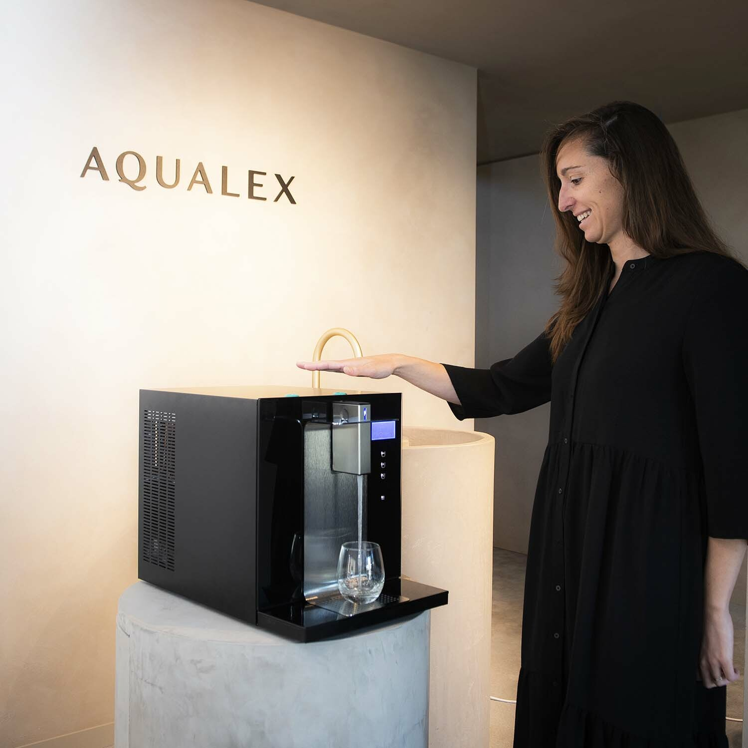 AQUALEX Top Class Touchless 2