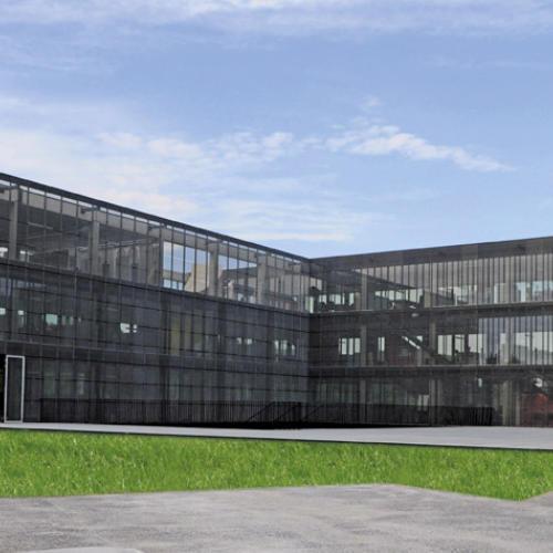 Piet Goddeeris, Bureau Goddeeris Architecten