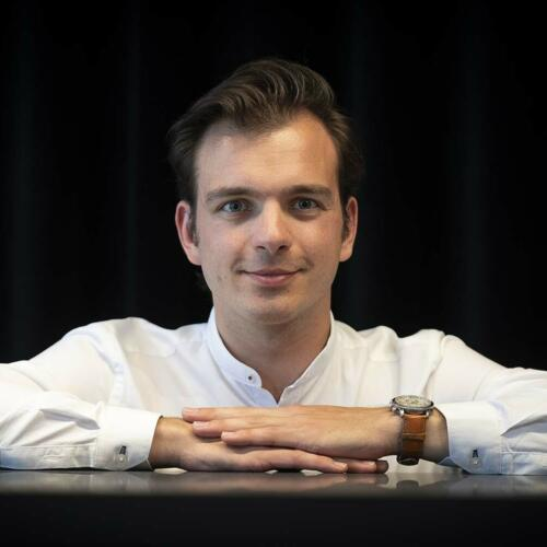 Hannes Desmedt en AQUALEX 1