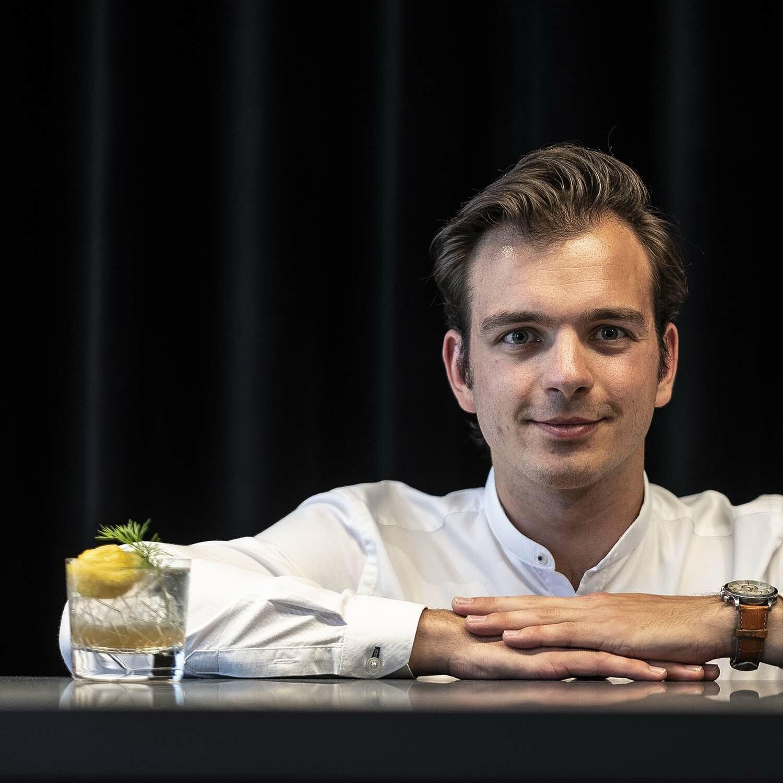 Hannes Desmedt en AQUALEX 2