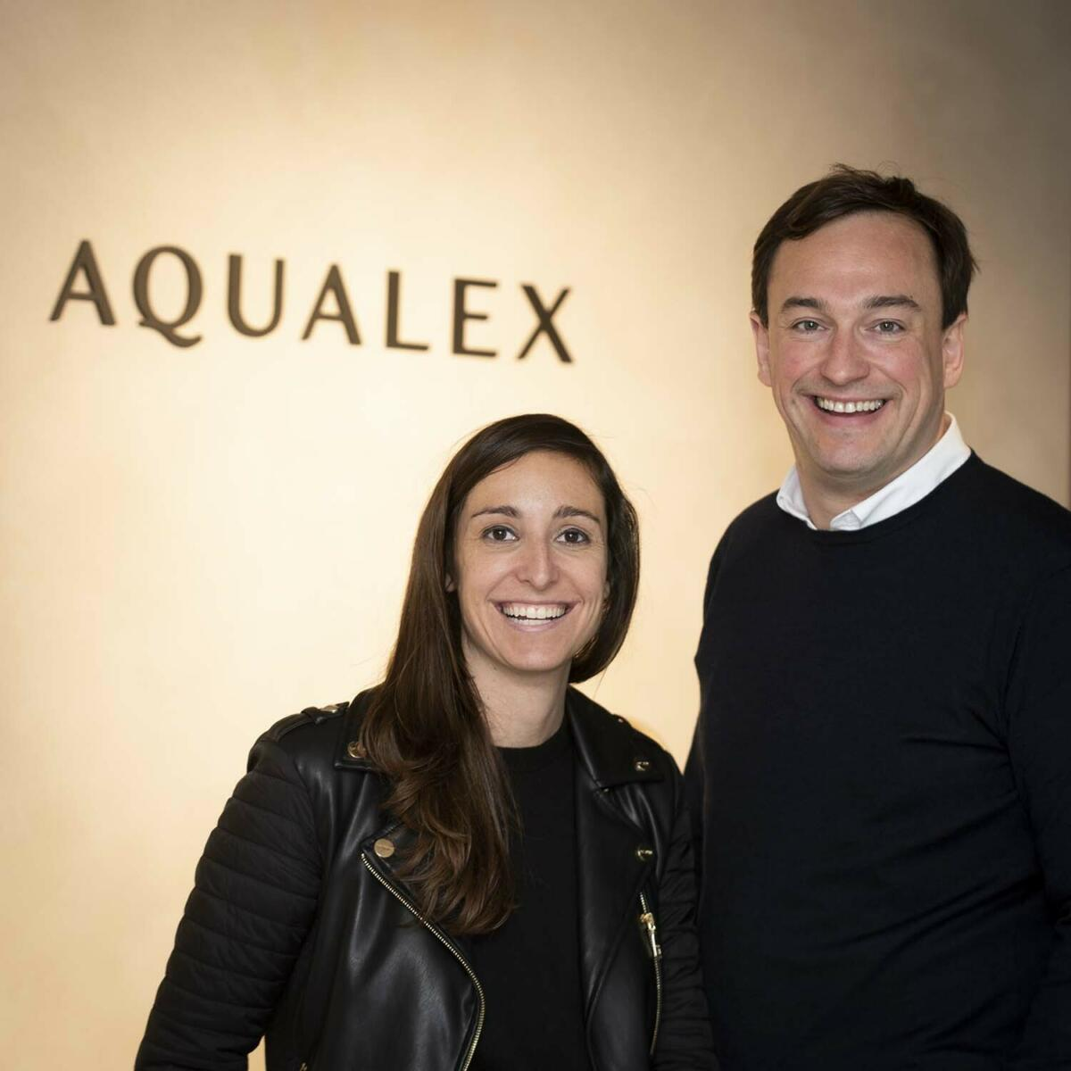 AQUALEX Niki en Alexander